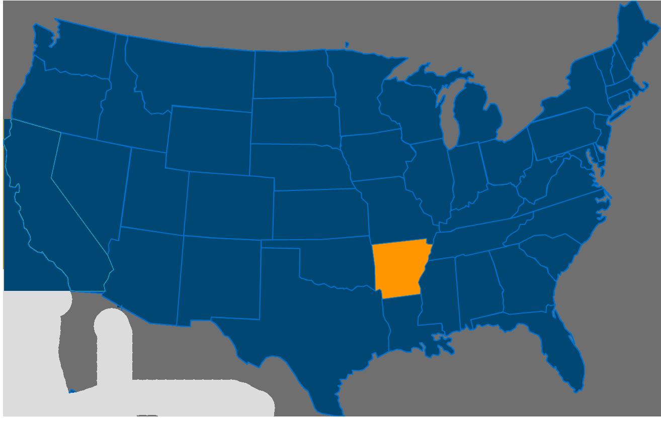 Cost of leasing a vending machine in Arkansas