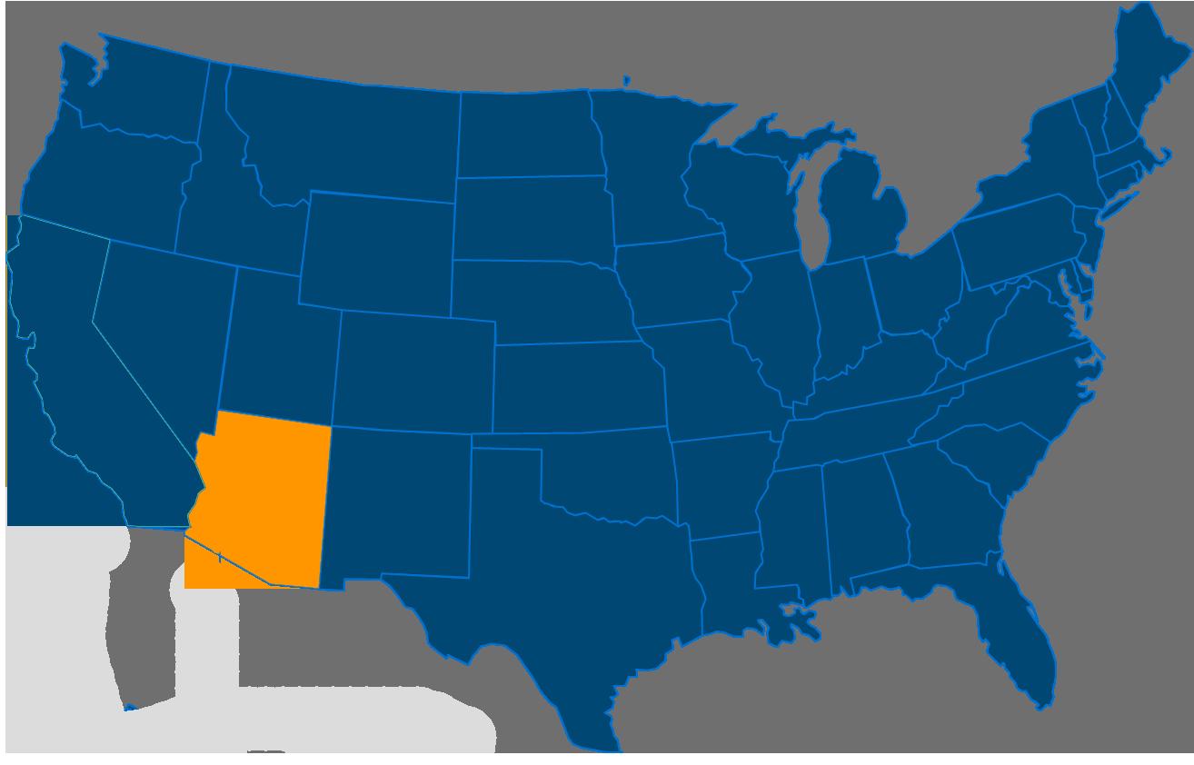 Cost of leasing a vending machine in Arizona
