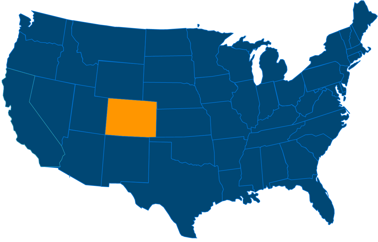 Cost of leasing a vending machine in Colorado