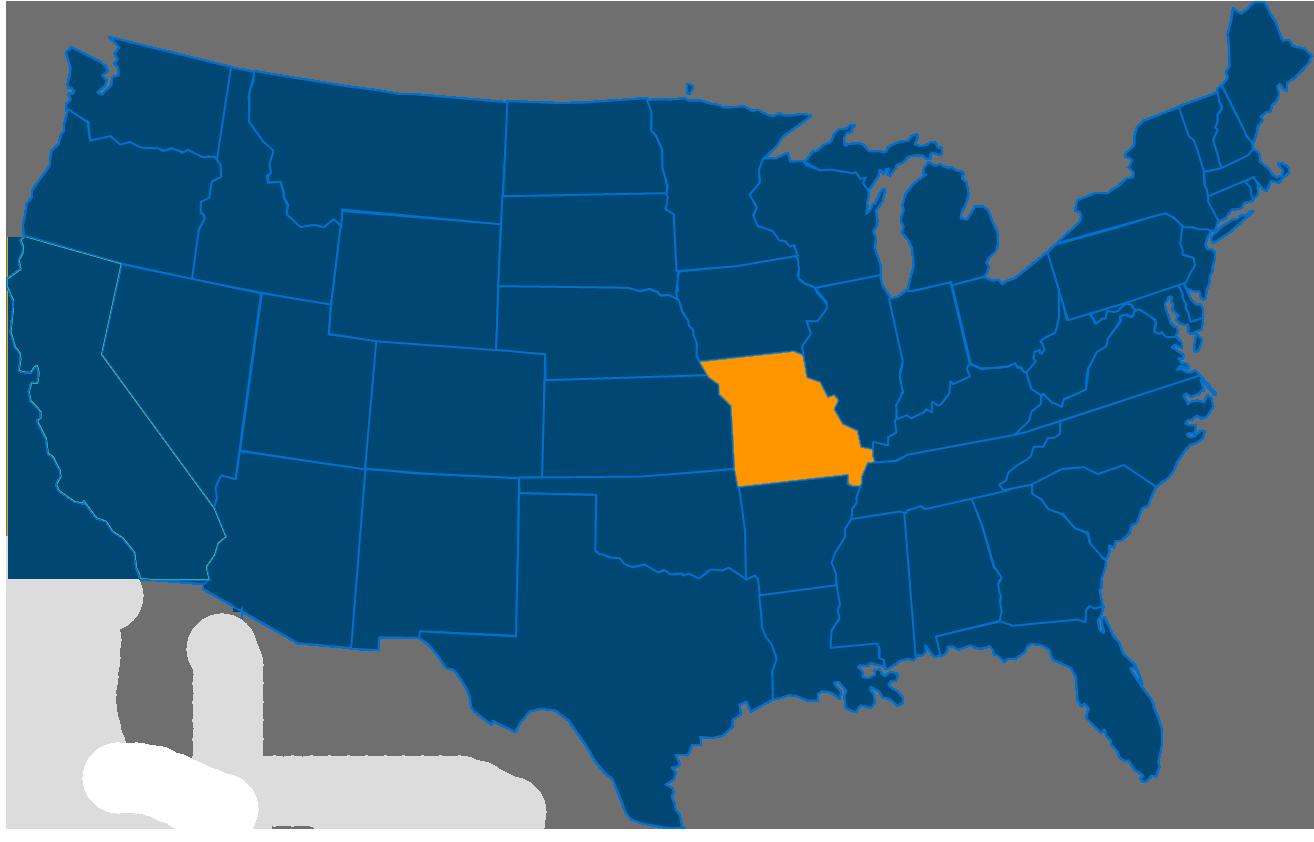 Cost of leasing a vending machine in Missouri