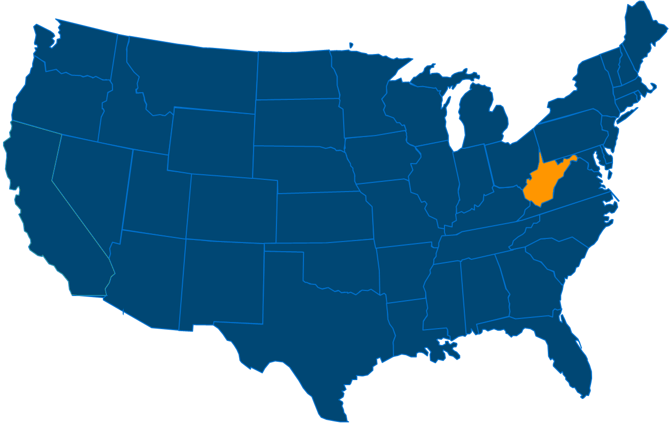 Cost of leasing a vending machine in West Virginia