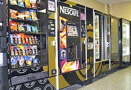 Vending Machines For Lease Georgia