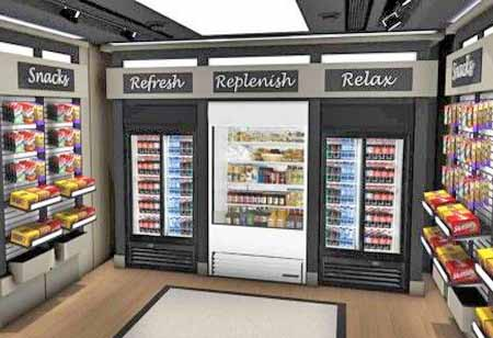 Kansas vending company
