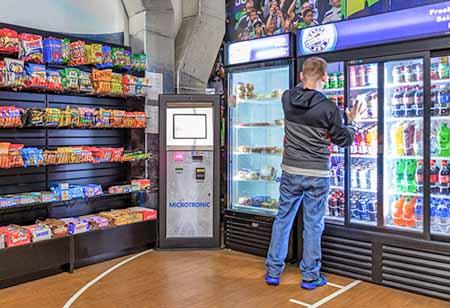 vending Michigan